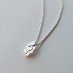 Silver Kimana Pendant Small