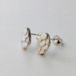 Silver Kimana Studs Small