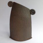 Textured Terracotta Vessel 5