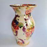 Vase in Vintage Floral