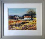 'Cottages near Hay on Wye'