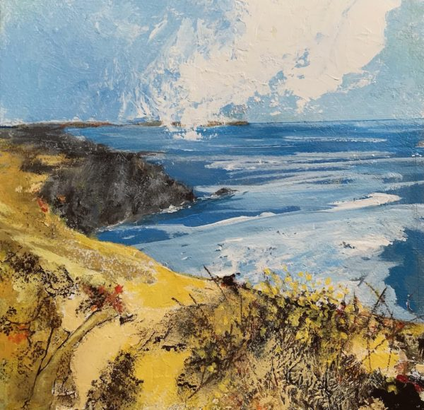 'Pembrokeshire Coast: Yellow is the Colour'