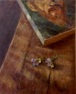 Sweet Violets & Van Gogh