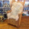 Cotswold Lion Fleece Rug