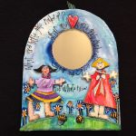 'Sugar and Spice' Mirror