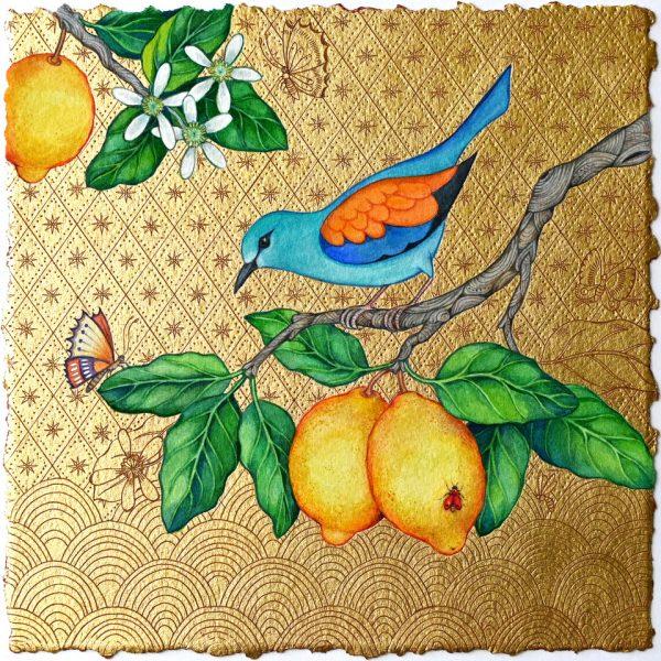 'High Up in the Lemon Trees'