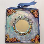 'Fish, Starfish & Gulls' Mirror