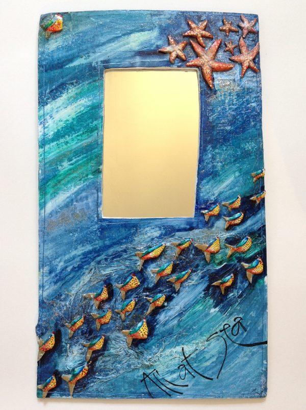 'All at Sea' Mirror