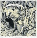 'Hungry Hedgehog'