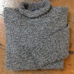 Gritstone/Pebble Wool Sweater