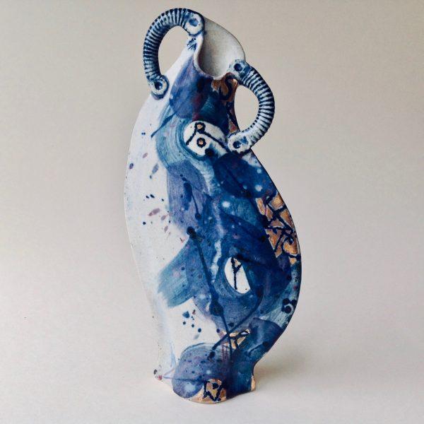 Rose Hip Bottle Vase
