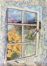 'View from a Cottage Window'