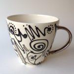 'Calligraphy' Mug