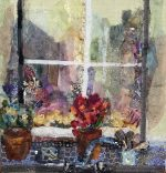'View from a Kitchen Window'