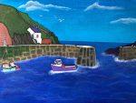'Porthgain Harbour'